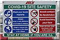 SD7915 : Covid-19 Site Safety by David Dixon