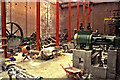SD6909 : Bolton Steam Museum - overview in 1993 by Chris Allen