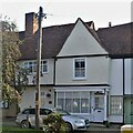 TL8645 : Long Melford houses [103] by Michael Dibb