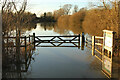 SK8266 : Girton Grasslands - flooded by Richard Croft