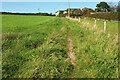SX8749 : Diamond Jubilee Way approaching Swannaton by Derek Harper