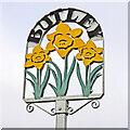 TM3651 : Butley village sign by Adrian S Pye