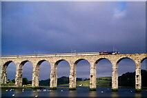 NT9953 : Royal Border Bridge by Bill Boaden