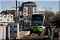 TQ3769 : Tramlink by Peter Trimming