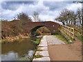 SD7506 : Manchester, Bolton and Bury Canal, Bridge#13 by David Dixon