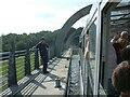 NS8579 : Falkirk Wheel by Gerald England