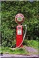 V7758 : Murphy's Stout petrol pump, Lauragh - June 1994 by Jeff Buck