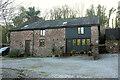 SX8963 : Cottages, Cockington by Derek Harper