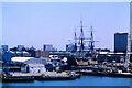 SU6200 : Historic dockyard at Portsmouth by Bill Boaden