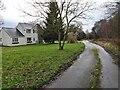 SO9094 : Penn Croft Lane View by Gordon Griffiths
