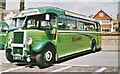 TQ1302 : Worthing - Southdown Bus by Colin Smith