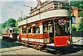 SK3454 : Crich - Paisley Tram by Colin Smith