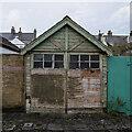 J5182 : Garage, Bangor by Rossographer