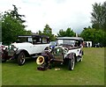 SJ9593 : Vintage cars at Gee Cross Festival 2008 by Gerald England