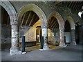 SO4024 : St. Nicholas' Church (Arcade | Grosmont) by Fabian Musto