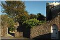 SX8751 : Wall at The Keep by Derek Harper
