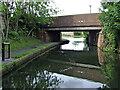 SO9087 : Leys Bridge west of Brierley Hill, Dudley by Roger  Kidd