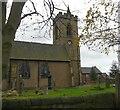 SJ9595 : Godley St John's by Gerald England