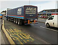 ST3090 : Jaga lorry JBT23, Malpas, Newport by Jaggery