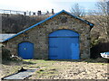 NZ3769 : Former Lifeboat House, Prior's Haven, Tynemouth by Geoff Holland