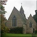 NT9239 : St Mary's Church, Etal by thejackrustles
