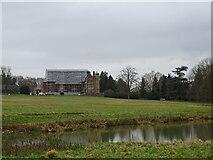 TL3960 : Madingley Hall by Matthew Chadwick