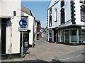 SD2878 : Upper Brook Street, Ulverston by Adrian Taylor