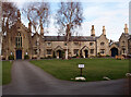 TQ1875 : Richmond-upon-Thames : Hickey's Almshouses by Jim Osley