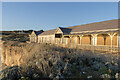 TV5595 : National Trust Visitor Centre at Birling Gap, East Sussex by Andrew Diack