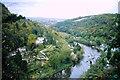 SO5615 : River Wye at Symonds Yat by Bill Boaden