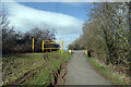 SP4977 : Viaduct Cycleway by Stephen McKay