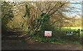 SX8669 : Footpath, Decoy by Derek Harper