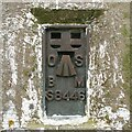 NH8066 : Flush Bracket, Gallow Hill by Adrian Taylor