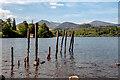 NY2622 : Derwent Water by Stuart Wilding
