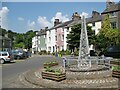 SD2878 : The Cumbria Way Monument, Ulverston by Adrian Taylor