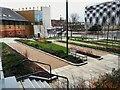 SE3033 : Playhouse Gardens, Leeds by Stephen Craven