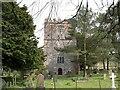 SD2674 : Urswick Church by Adrian Taylor