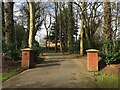 SP3074 : Very large detached house off Kenilworth Road, Coventry by Robin Stott
