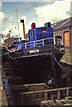 SJ4077 : National Waterways Museum, Ellesmere Port - steam 'puffer' Basuto by Chris Allen