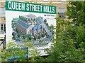 SD9702 : Queen Street Mills by Gerald England