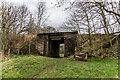 SJ9263 : Railway Bridge and Footpath Split (Staffs Way/Gritstone) by Brian Deegan
