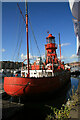 SS6592 : Helwick Lightship, Swansea by Chris Allen