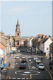 NT9953 : Marygate, Berwick-upon-Tweed by Stuart Wilding