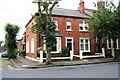NY4055 : No.76 Aglionby Street at Hart Street junction by Luke Shaw