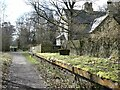 NY6860 : Featherstone Park Station by Oliver Dixon