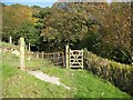 SD2779 : The Cumbria Way, Bortree Stile by Adrian Taylor