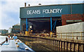 SO9492 : Beans Foundry from the Canal by Des Blenkinsopp