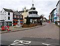 TG2830 : North Walsham Town Clock by David Pashley