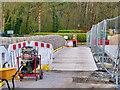 SD7915 : Rebuilding the Kay Street Bridge (March 2021) by David Dixon