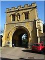 SO8832 : Abbey Gatehouse by Philip Halling